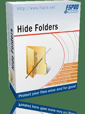 Hide Folders box