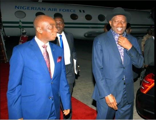 oyedepo back to nigeria