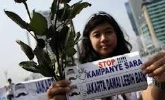 Sentimen Agama di Pilkada Jakarta