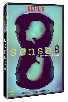 Sense8 1ª Temporada Torrent - 1080p Dual Áudio (2015)
