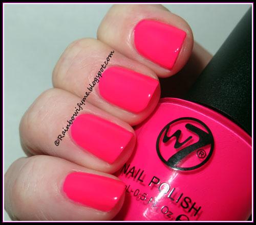 W7 ~ It's Pink