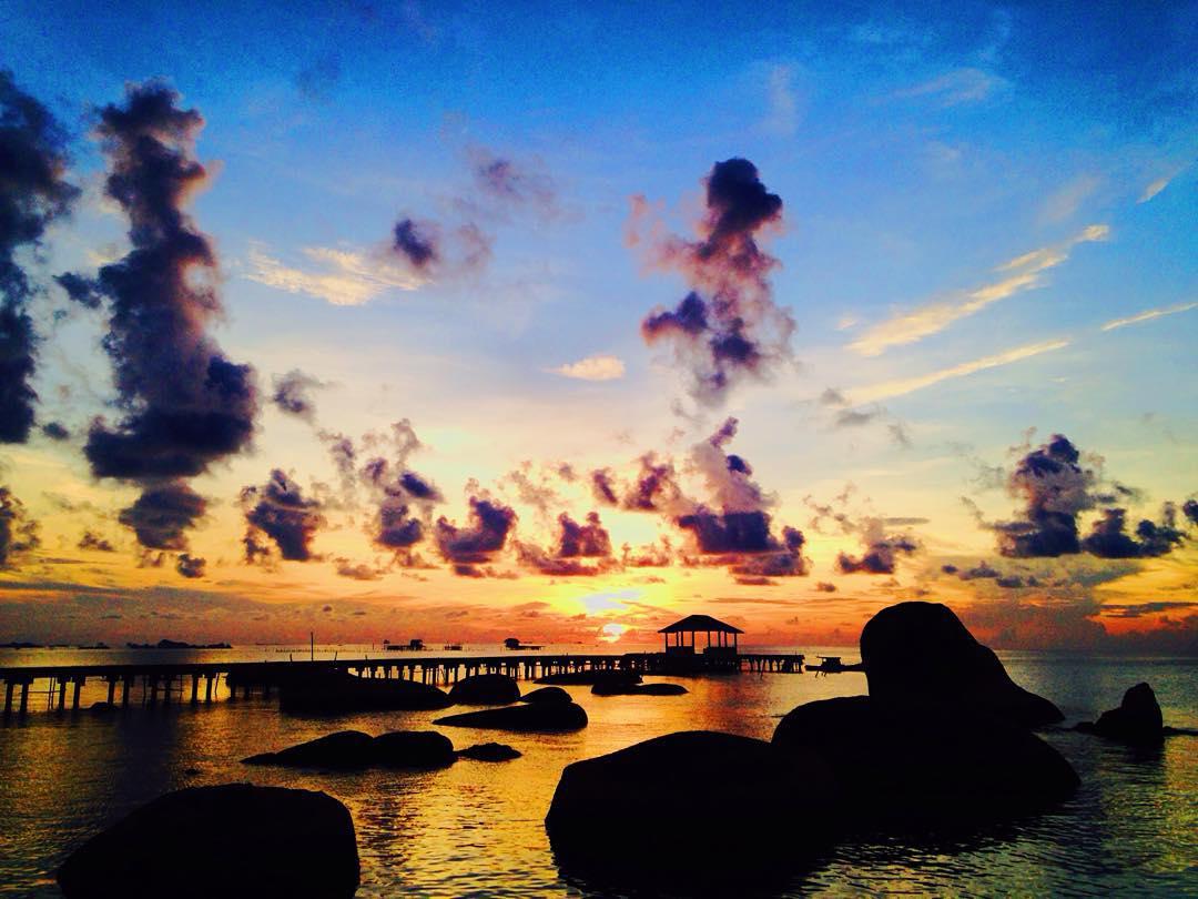 12 Tempat Wisata Di Natuna Kepulauan Riau Paling Mempesona Wisata