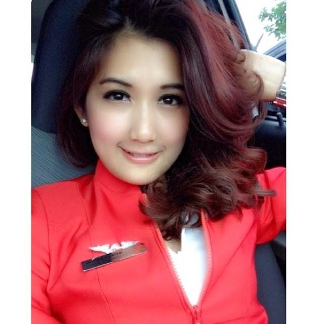 Cantiknya Paramugari Indonesia - AIR ASIA