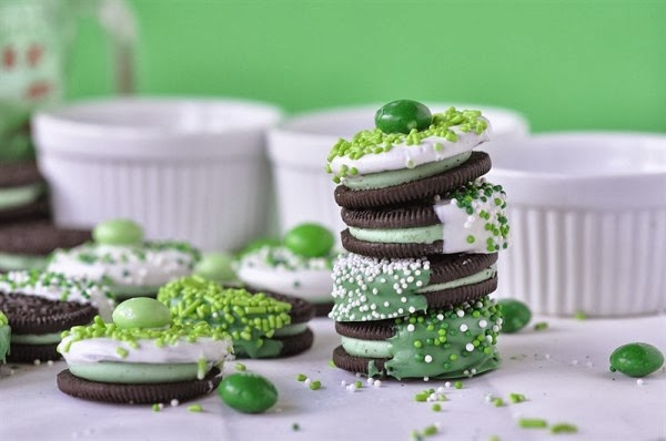 Lucky St. Patrick's Day Snack Ideas