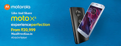 Moto X4 Phone OFFER