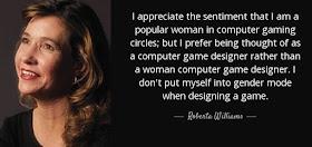 Frase Roberta Williams