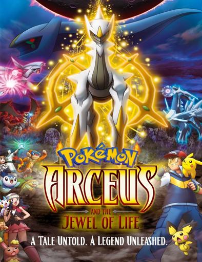 Ver Pokémon 12: Arceus y la joya de la vida (2009) Online