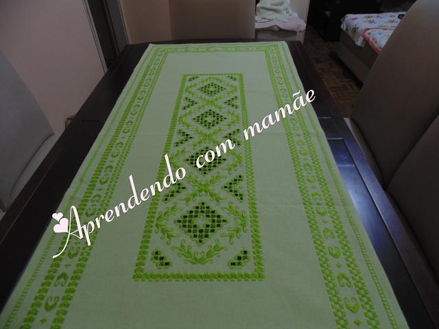 centro de mesa hardanger, bordado, hardanger, cânhamo verde, linha esterlina, agulha tapestry, trabalho, gráfico