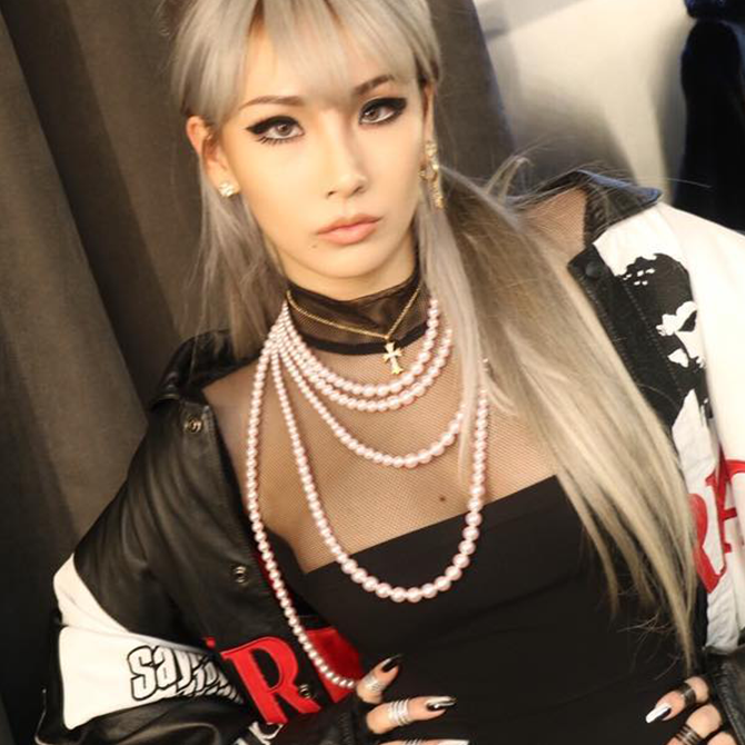 As featured on CL's Instagram account | chaelincl