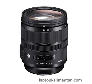 Jual Lensa Sigma 24-70D HD - Second