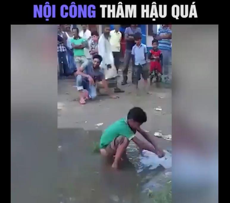 Nói về nội công, Dương Quá phải gọi ông nội @@