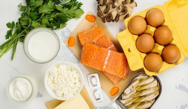 D vitamini nelerde var hangi besin öğlelerinde bulunur?