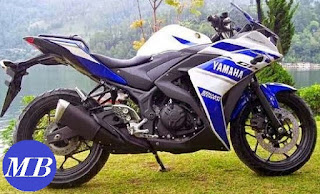 Harga motor Yamaha YZF R25 second lengkap