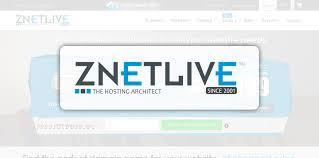 ZnetLive Review - Web Hosting Service Provider in India