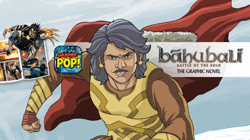 Graphic POP Asia - Free comics & popular characters