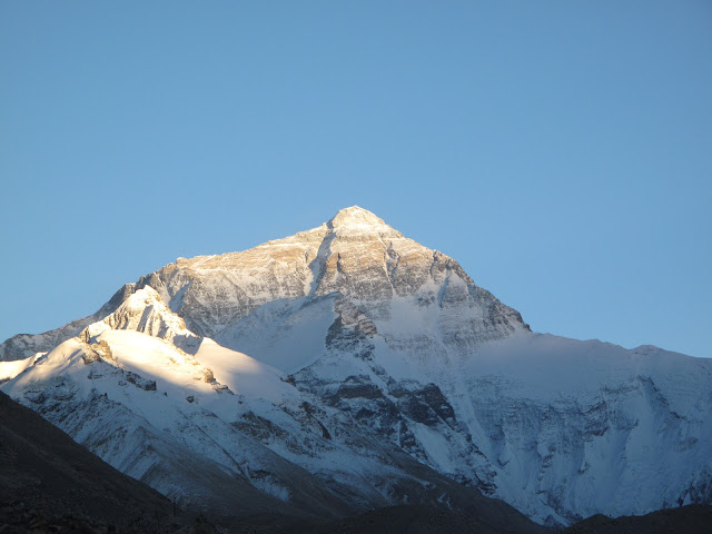 日喀則景點-珠峰大本營-珠峰大本營