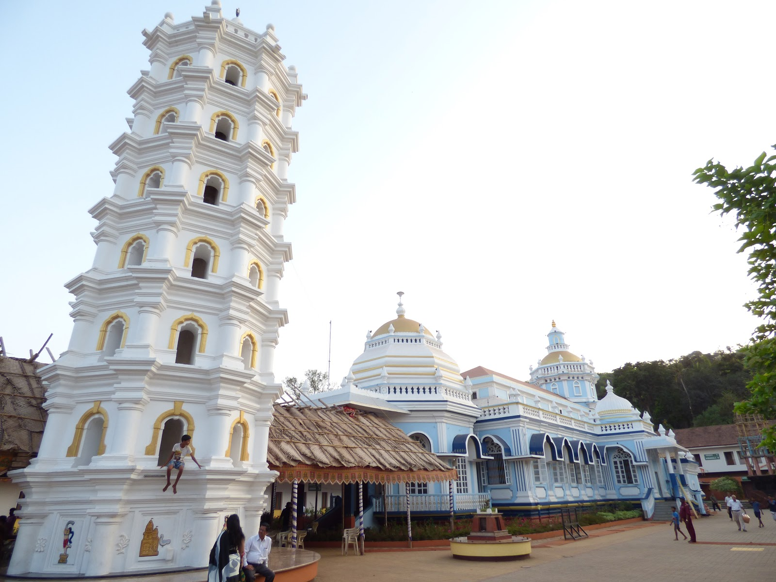 The Famous Temples Of Goa So Saree