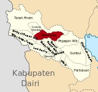 Kode Pos Kecamatan Tigalingga, Kabupaten Dairi - Kode Pos ...