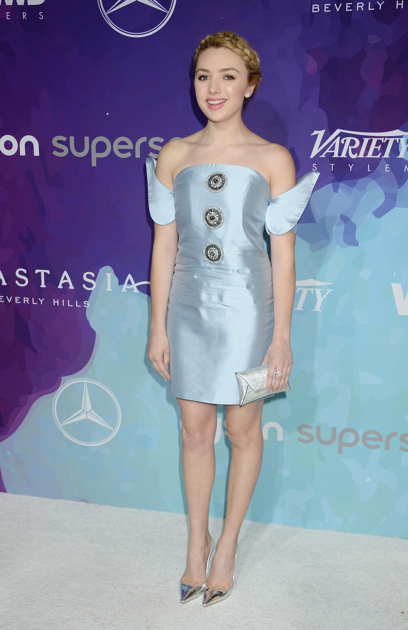 The Toe Cleavage Blog: Women of TV - Peyton List
