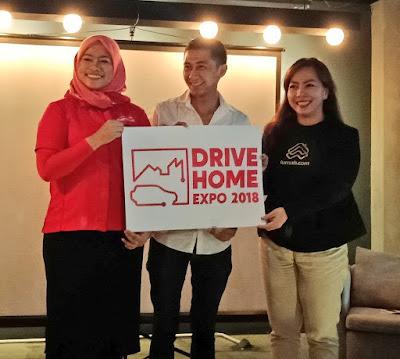Drive Home Expo 2018, Temukan Rumah dan Mobil Impianmu Sekaligus!