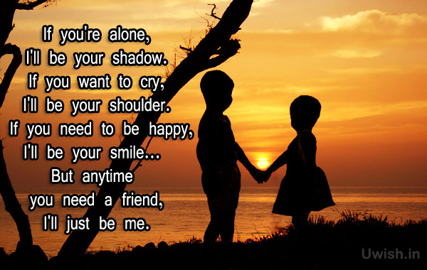 Boy Girl Friendship quotes e greeting cards and wishes.