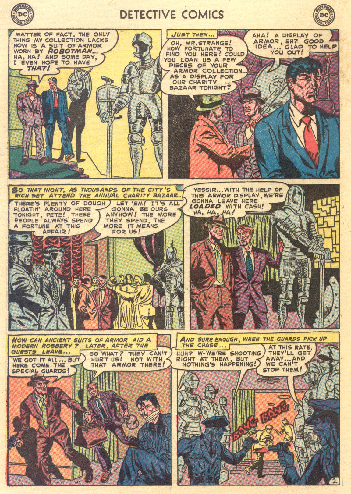 Read online Detective Comics (1937) comic -  Issue #194 - 26