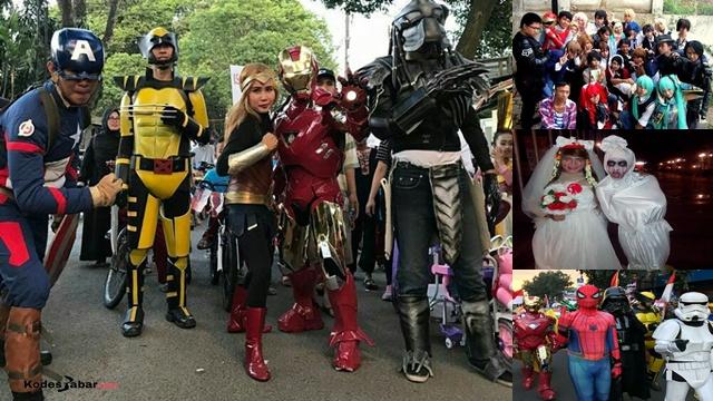 Komunitas Cosplay Bandung