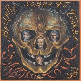 Los mejores discos de 1985 - SINIESTRO TOTAL - Bailaré sobre tu tumba