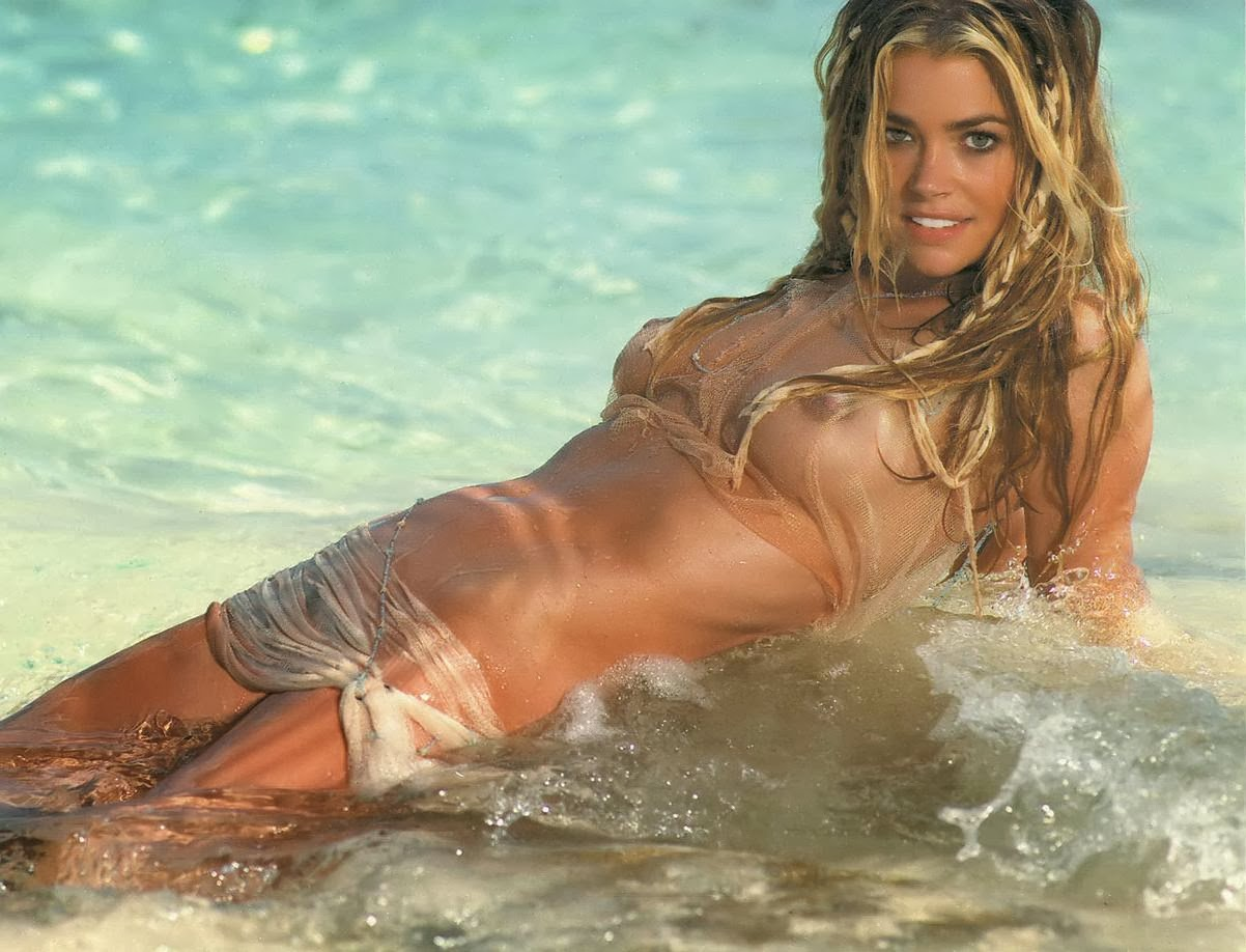 Denise richards playboy goes nude — img 6