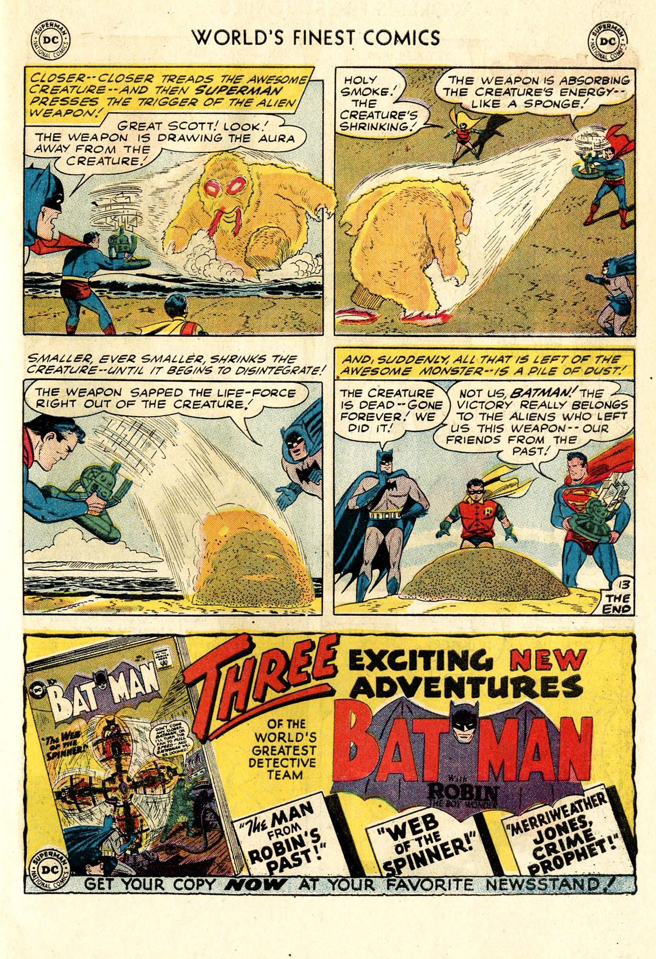 Read online World's Finest Comics comic -  Issue #107 - 15