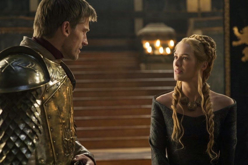 Jaime e Cersei Lannister