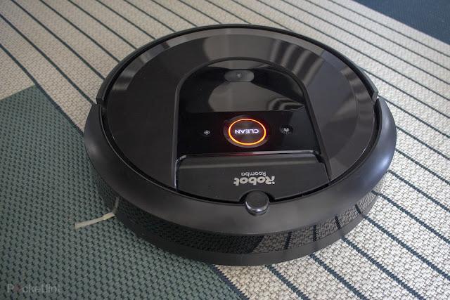iRobot Roomba i7 + समीक्षा: स्वचालित गंदगी निपटान द्वारा विभेदित