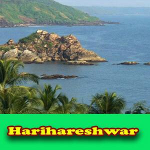 pune to harihareshwar cab