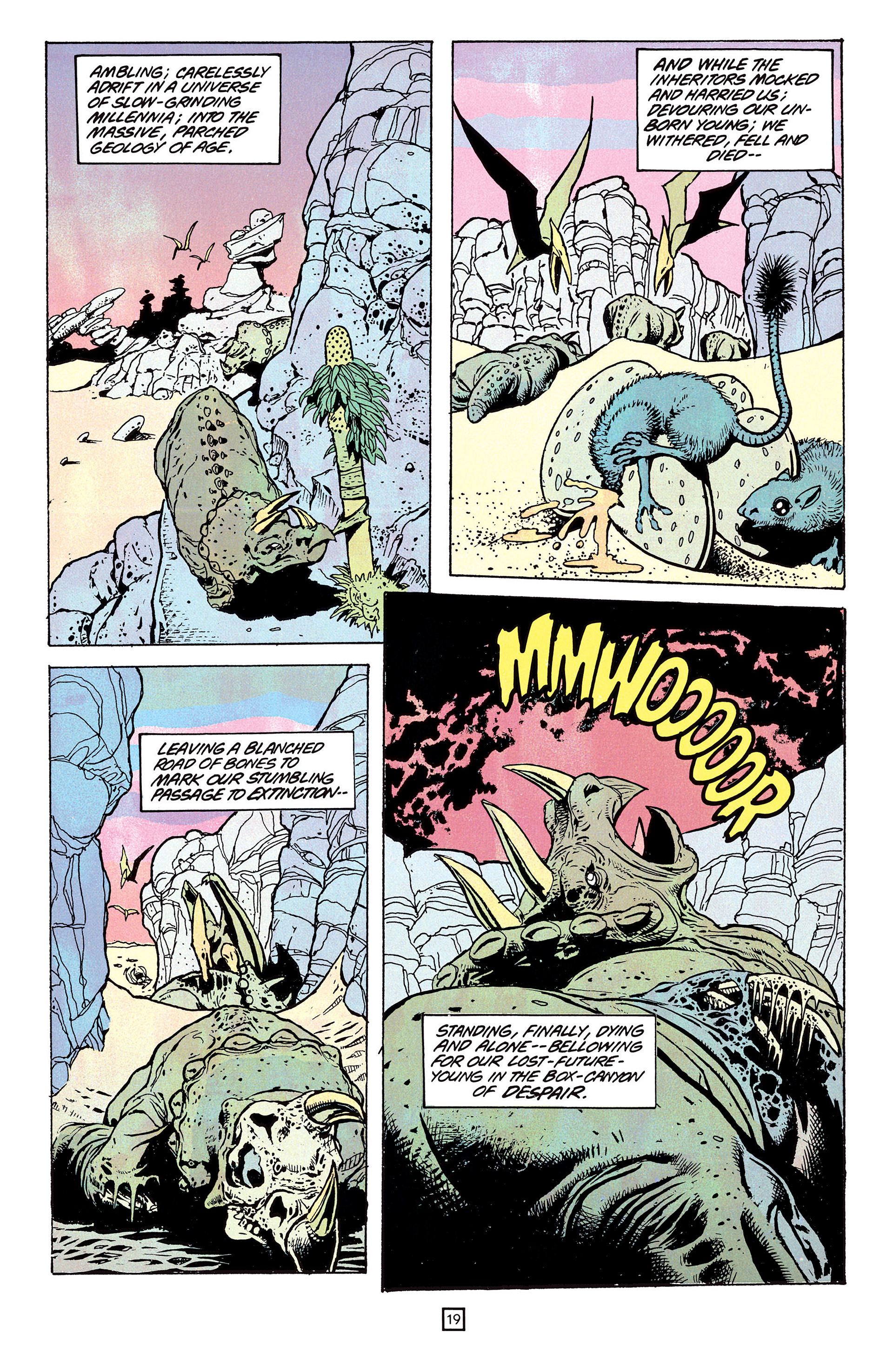 Read online Animal Man (1988) comic -  Issue #54 - 20