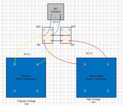 Dpdt Switch Wiring Diagram Audio - Wiring Diagrams Schematics