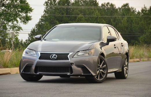 Gs350 f sport review