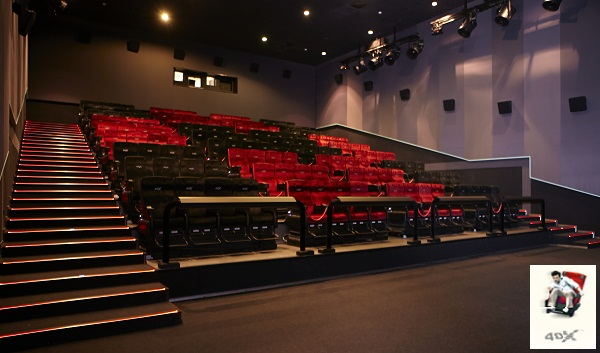 CGV Blitz 4DX Studio 7
