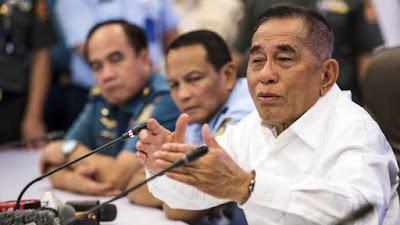 OPM Tantang TNI-Polri Perang, Menhan: Dia Jual Kita Beli