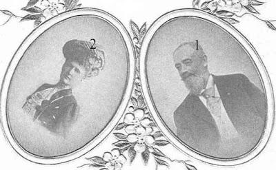 Stephan Albrecht Georg zu Schaumburg-Lippe-Marie Anna von Sachsen-Altenburg