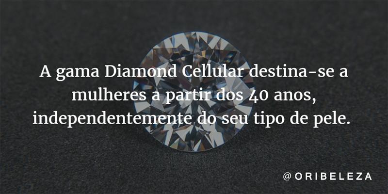 Diamond Cellular da Oriflame