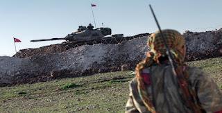Οι ΗΠΑ στηρίζουν Κούρδους Συρίας απέναντι σε Τουρκία, Ρωσία