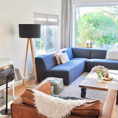 tata ruang tamu minimalis sederhana yang cantik dan