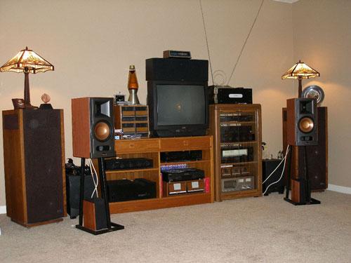 klipsch reference. Black Bedroom Furniture Sets. Home Design Ideas