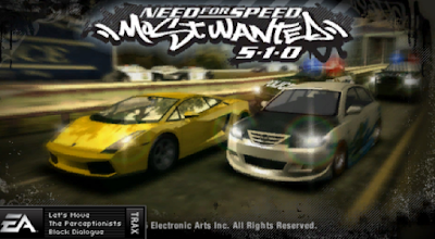 Need For Speed Most Wanted PPSSPP