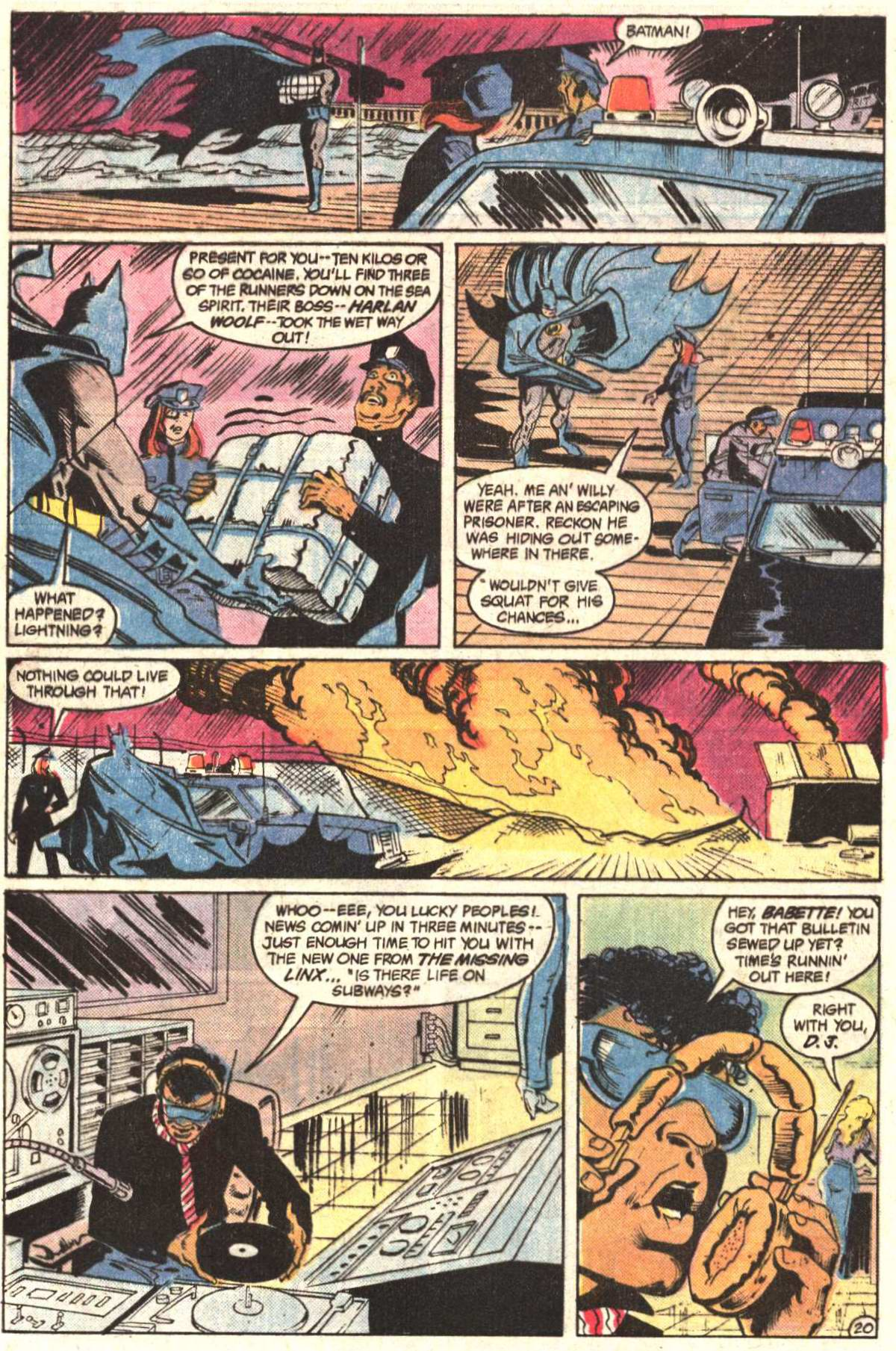 Detective Comics (1937) 587 Page 20