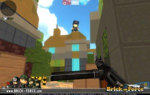 Download Minecraft-style action and adventures Brick-Force