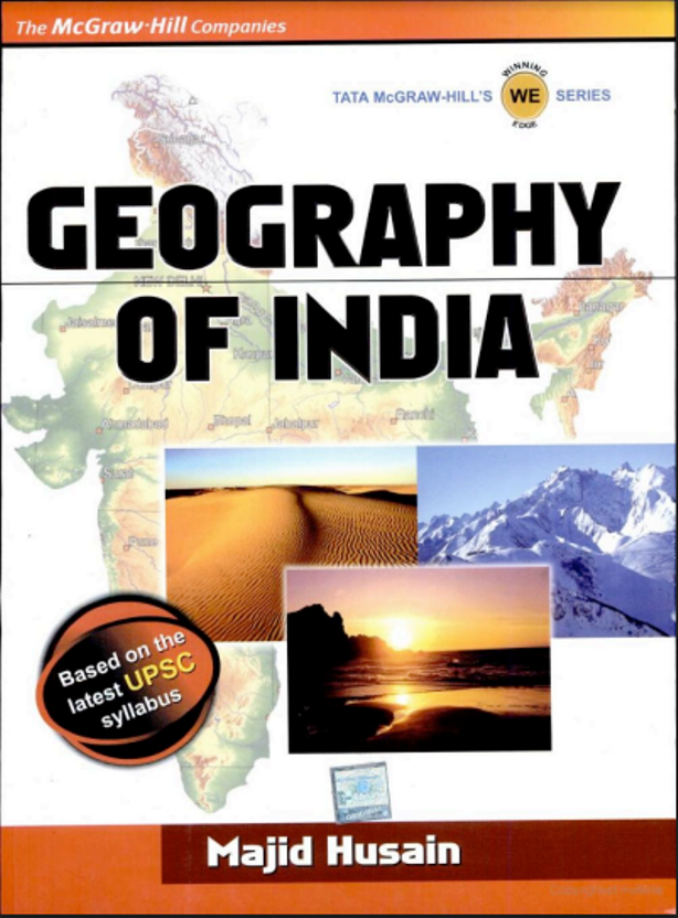 Geography of India by Majid Husain : For All Competitive Exam PDF Book