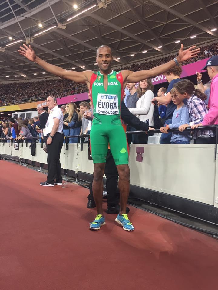 Nelson Évora Medalha de Bronze nos Mundiais de Atletismo- Resumos e Horários