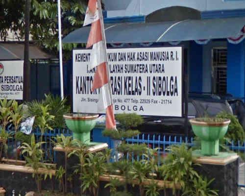 Alamat Telepon Kantor Imigrasi Kelas II TPI Sibolga - Sumatera Utara