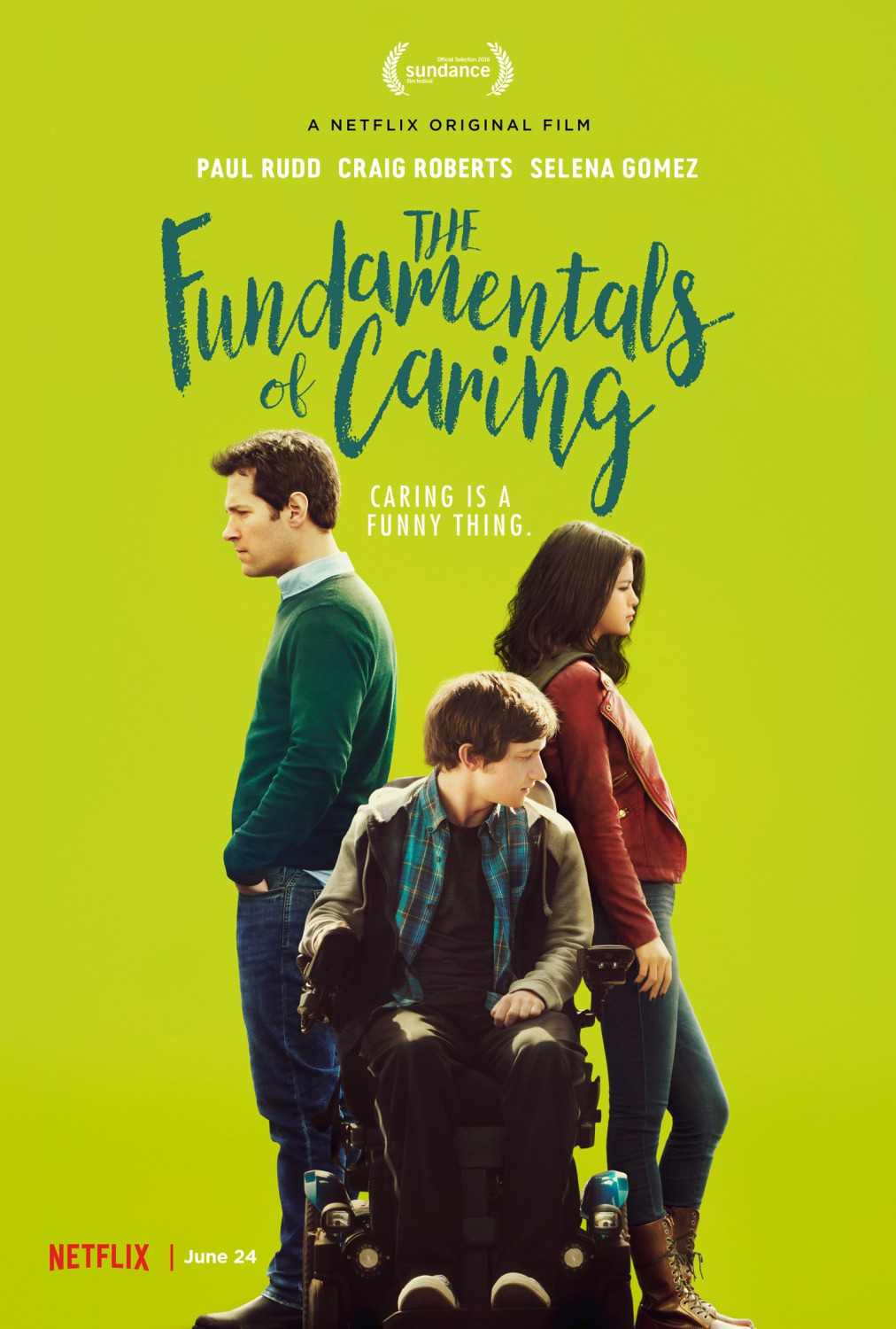 Nonton Film The Fundamentals of Caring (2016)